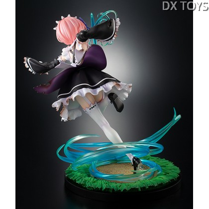 Re:ZERO -Starting Life in Another World- Ram: Battle with Roswaal Ver.
